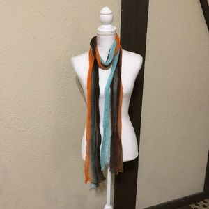 Thin scarf by Worth